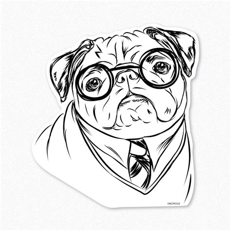 coloring pages of pugs dogs pug coloring pages litle pups