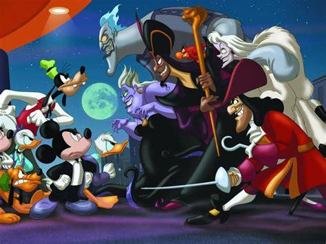 heroes  disney cartoon evil mickey mouse  minnie donald duck  daisy pluto  goofy