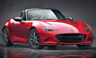 this is it the all new mazda mx 5 miata unveiled photos
