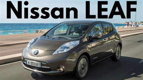 nissan leaf 2016 interior 2016 nissan leaf ev 30 interior exterior and drive https