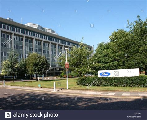 Brentwood Ford by Office Building Of Ford Motor Company Warley Central