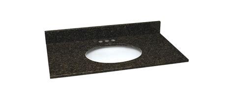 design house granite vanity top upc 044321552527 design house 552521 ubatuba granite 25