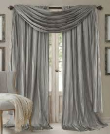 valance and curtain rod best 25 scarf valance ideas on curtain scarf