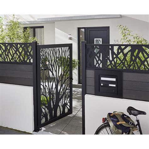 portillon pour jardin les 25 meilleures id 233 es concernant portillon jardin sur portail jardin portail