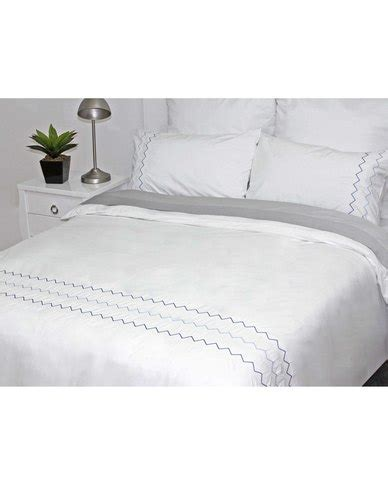 Sheraton Bedding by Sheraton Jagger Embroidery Duvet Cover Set 200 Thread