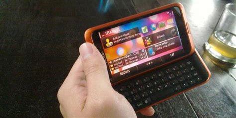 Handphone Nokia E7 spesifikasi dan harga nokia e7 handphone communicator terbaru fresh your mind