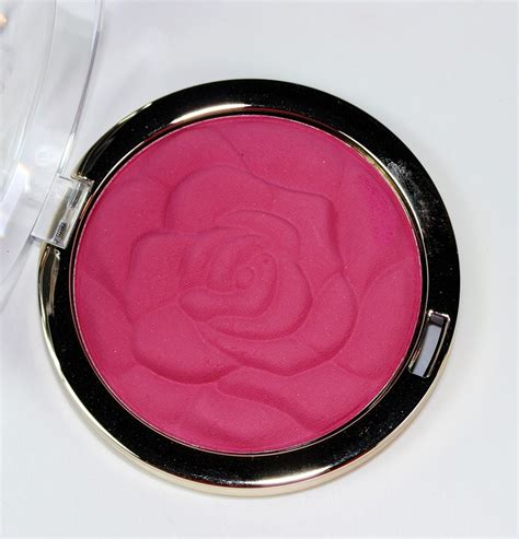 Milani Powder Blush Potion milani cosmetics powder blush swatches review photos