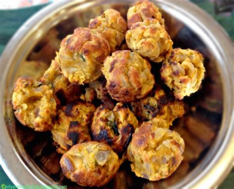 Easy Appetizers by No Fry Indian Pakoras Honest Cooking