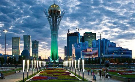 astana almaty  top   visited cities  russian