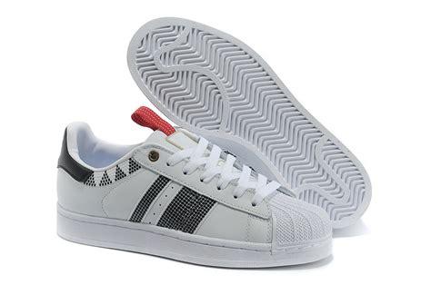 Hombres De Las Adidas Originals Ss Std Superstar Casual Zapatos Negro Blanco G28352 Zapatos P 438 by 2017 Wholesale Superstar 80s Casual Shoes 2017