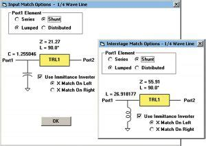 linc2 rf software lloaddbusters automated circuit synthesis and simulation in rf design