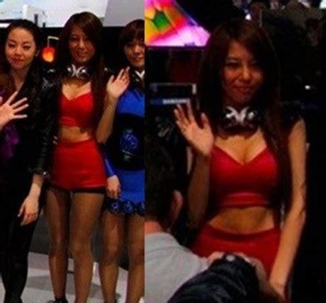 Dara Setelan 3 8 idol wanita yang memiliki abs terbaik kpop world