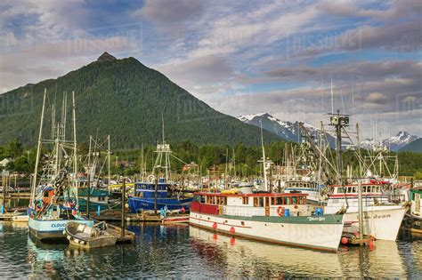 fishing boats for sale in sitka alaska commercial fishing boats in crescent harbour in the small