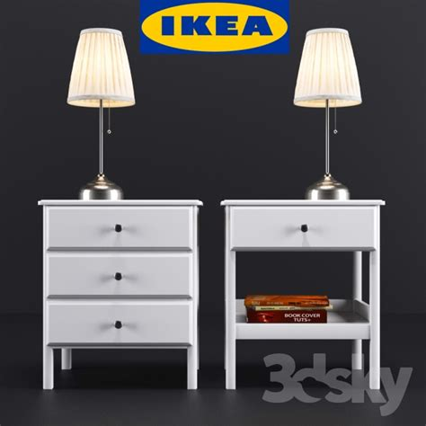 Table Lamp 3d Model Free Download by 3d Models Sideboard Amp Chest Of Drawer Ikea Tyssedal