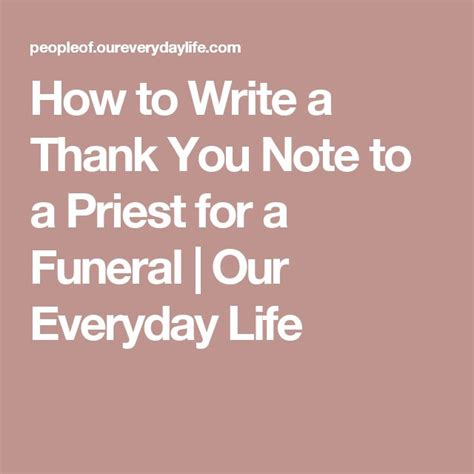 Thank You Note To Our 1000 Ideas About Funeral Thank You Notes On Sympathy Thank You Notes Funeral And
