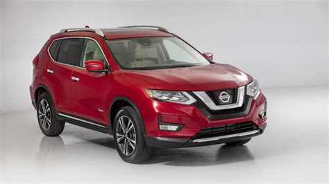 2017 nissan rogue hybrid review top speed