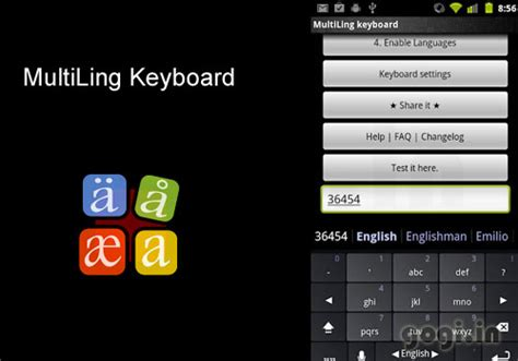 keyboard layout app multiling keyboard app that supports many indian languages
