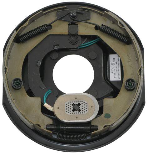 truryde electric brake assembly 10 quot left truryde