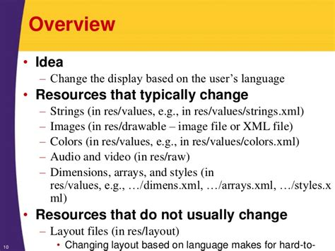 layout modification xml location android tutorial localization l10n