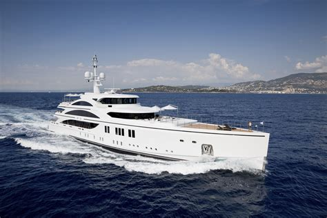 big boat studio tour a 73 million mega yacht headed to miami boat show