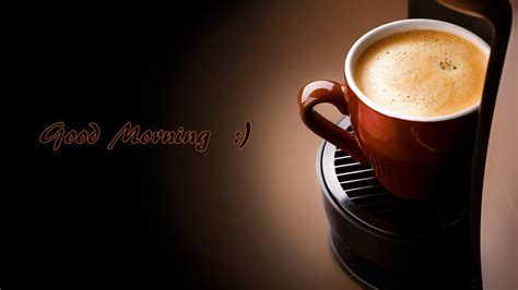 espresso drinks good morning wallpapers with coffee