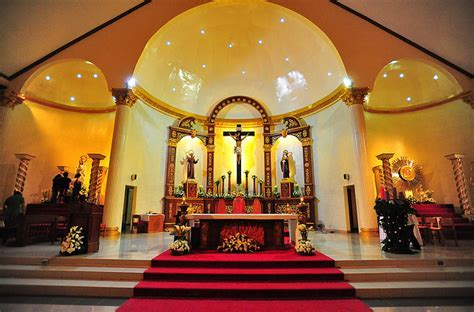 Our Lady of Lourdes Parish   Where to go in Tagaytay