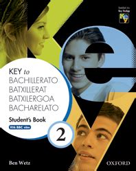 key to bachillerato 1 0194611124 key to bachillerato