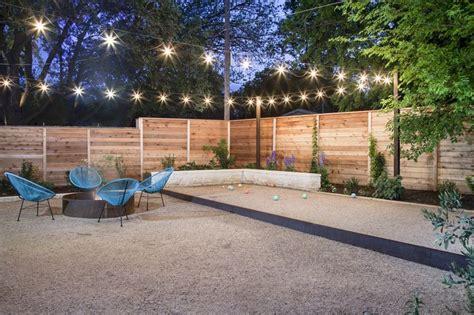 backyard bocce court 25 best ideas about bocce ball court on pinterest bocce