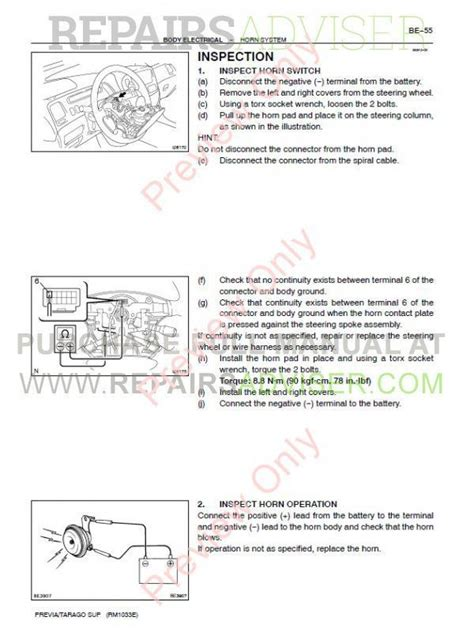 where to buy car manuals 1995 toyota previa transmission control toyota previa tarago acr30 clr30 pdf manual download