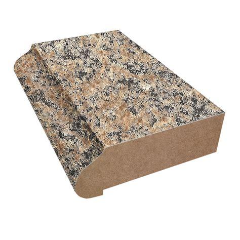 Brown Laminate Countertops by Ogee Edge Countertop Trim 6222 Brown Granite