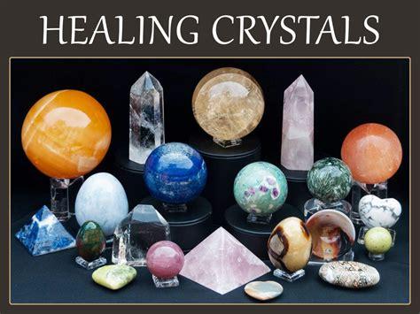 healing crystals gemstones meanings healing properties