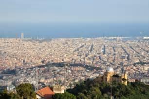 mirador tibidabo rincones para disfrutar de barcelona