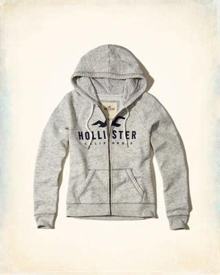 Girls Hoodies & Sweatshirts Tops | HollisterCo.ca Hollister Sweaters For Girls Grey