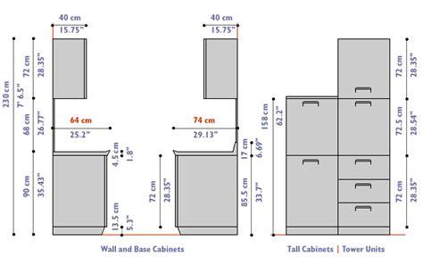 Chic kitchen cabinet depth cm 350218 home design ideas