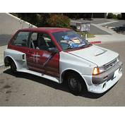The Definitive Resource For Ford Festiva