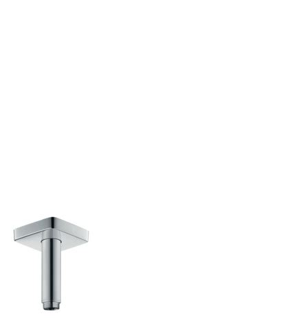 fissaggio a soffitto hansgrohe accessori fissaggio a soffitto e da 100 mm