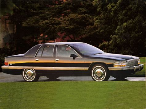 old car owners manuals 1992 buick roadmaster electronic valve timing 1992 buick roadmaster overview cars com
