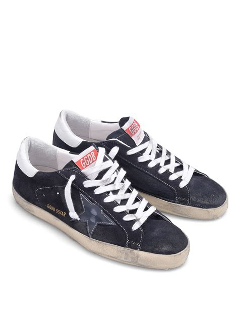 ggdb sneakers ggdb suede sneakers by golden goose trainers