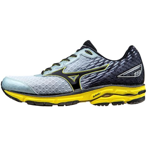 running shoe mizuno mizuno wave rider 19 running shoe s backcountry
