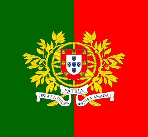 colors in portuguese portugal national colours flag database