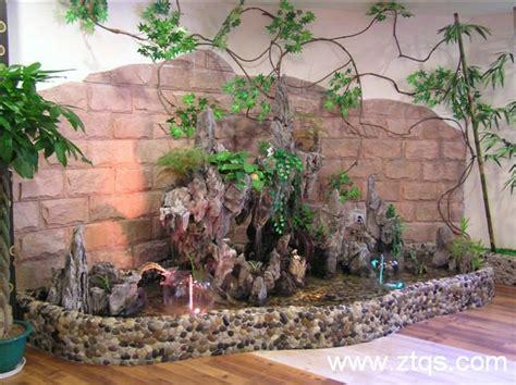giardini rocciosi in ombra 室内假山水池风水图片 庭院假山水池风水图片 室内假山鱼池风水 鹊桥吧