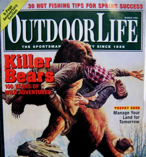 outdoor life north american bear center why people fear bears