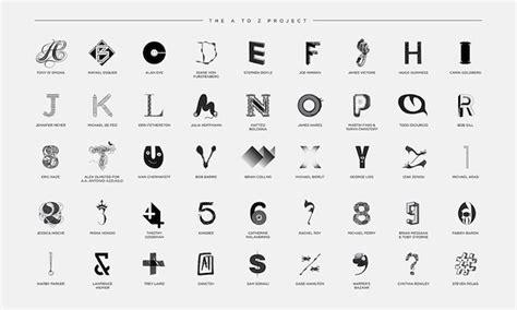 An alphabet designed by 45 top creatives champions art education designtaxi com