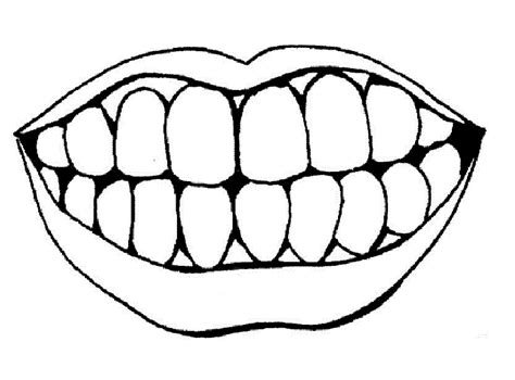 coloring page lips lips coloring clipart best