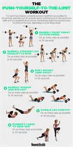 home exercises this go big or go home workout will make you sweat buckets