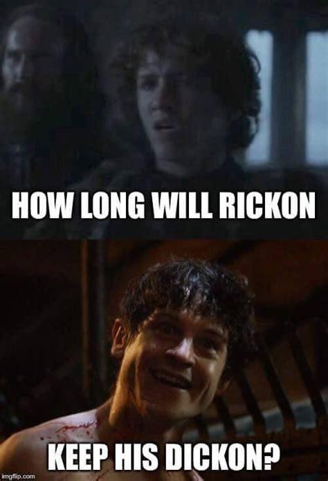 Ramsay Bolton Meme - too soon bahaha game of thrones ramsay bolton