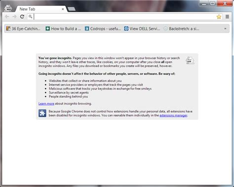 chrome incognito disable incognito browsing android seotoolnet com