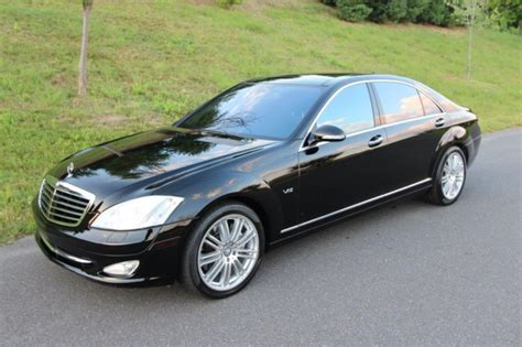 manual cars for sale 2009 mercedes benz s class transmission control buy used 2009 mercedes benz s class in oak ridge new jersey united states for us 19 400 00