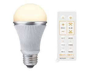 Led Light Bulb With Remote Remote Controlled Led Light Bulbs Offer 7 Shades Of White Inhabitat Sustainable Design