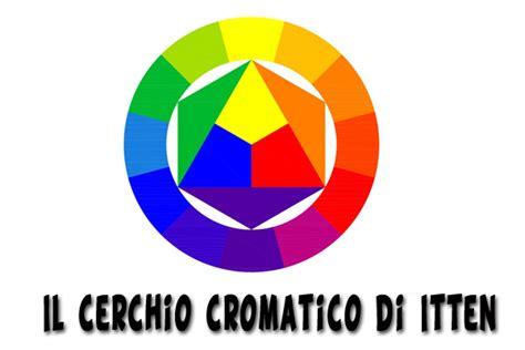 tavola dei colori primari cosa sono i colori primari secondari e terziari